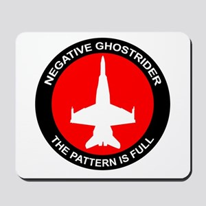 Negative Ghostrider The Patte Mousepad