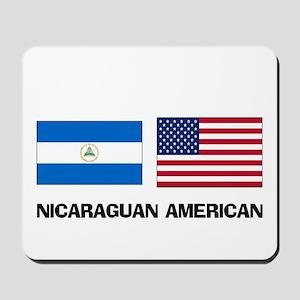 Nicaraguan American Mousepad