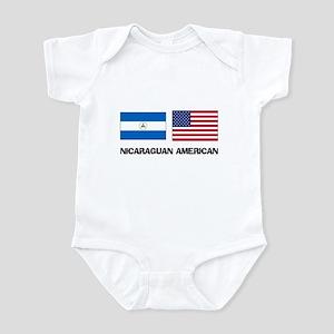 Nicaraguan American Infant Bodysuit