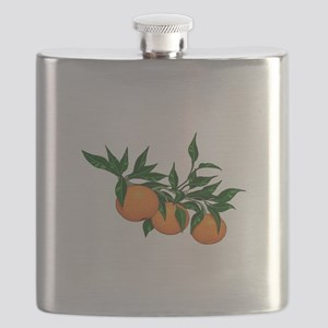 ORANGE DELIGHT Flask