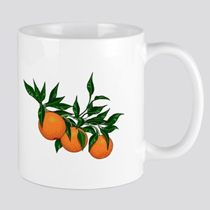 ORANGE DELIGHT Mugs