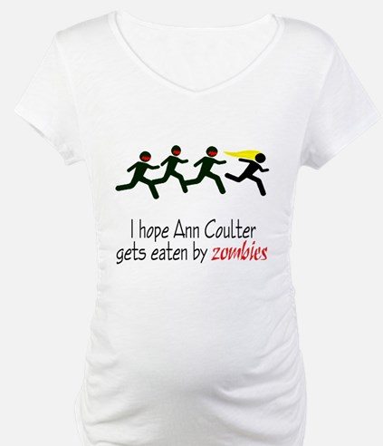 zombies chasing ann coulter Shirt