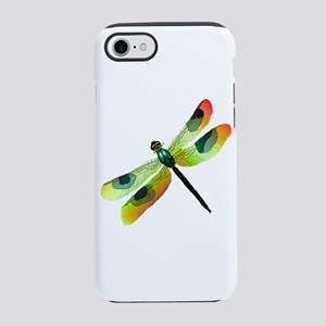 Orange And Green Dragonfly Iphone 8/7 Tough Case