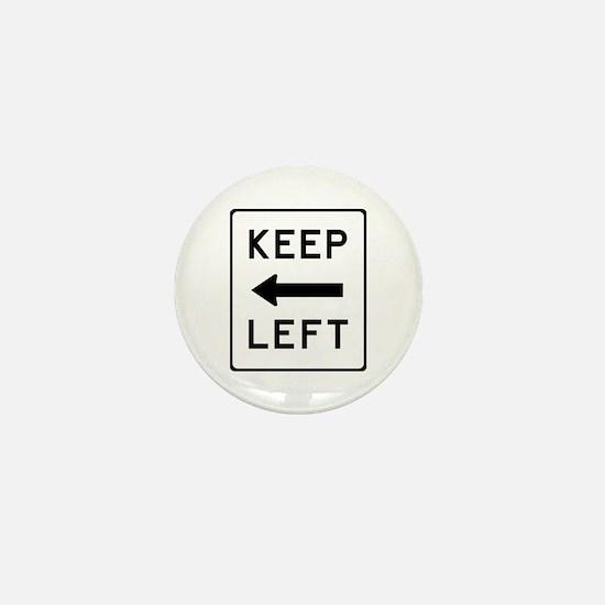 Keep Left Mini Button