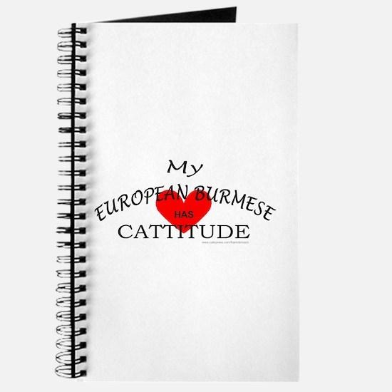 EUROPEAN BURMESE Journal