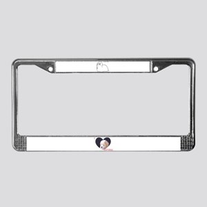 License Plate Frame cotons