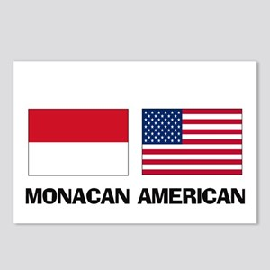 Monacan American Postcards (Package of 8)