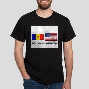 Moldovan American Dark T-Shirt