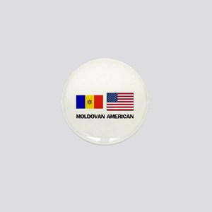 Moldovan American Mini Button
