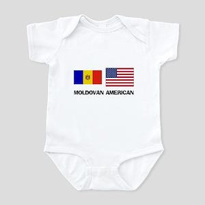 Moldovan American Infant Bodysuit
