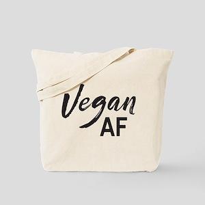 Vegan AF Tote Bag