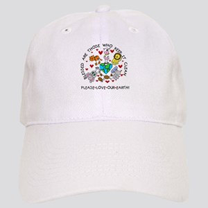Earth Friendly Animals Cap