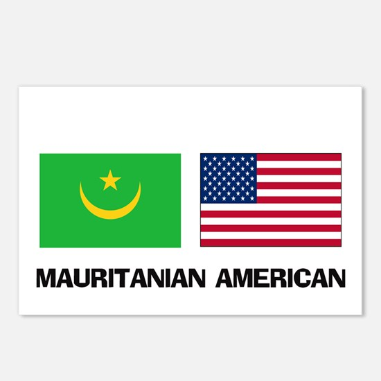 Mauritanian American Postcards (Package of 8)
