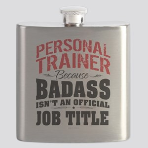 Badass Personal Trainer Flask