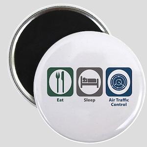 Eat Sleep Air Traffic Control Magnet
