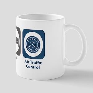 Eat Sleep Air Traffic Control Mug