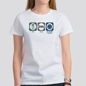 Eat Sleep Air Traffic Control Women's T-Shirt