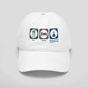 Eat Sleep Aeronautical Engineering Cap