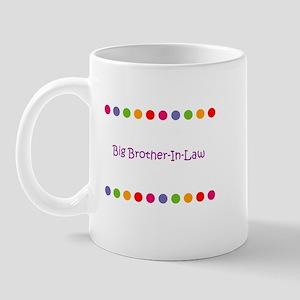Big Brother-In-Law Mug