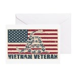 Vietnam Veteran Greeting Cards