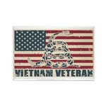Vietnam Veteran Magnets