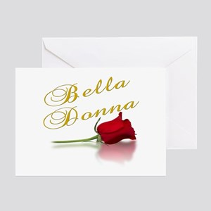 Bella Donna Greeting Cards (Pk of 10)