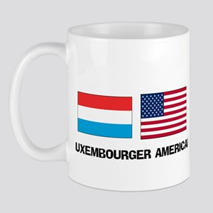 Luxembourger American Mug