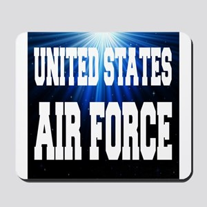 United States Air Force Mousepad
