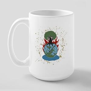 The Elemental 5 Large Mug