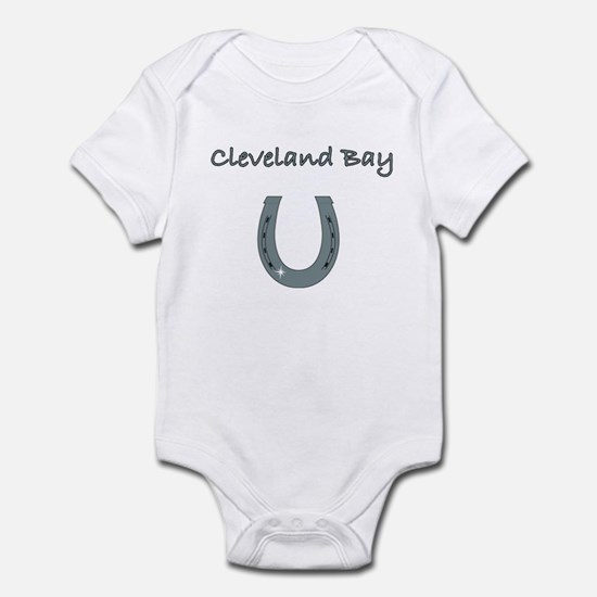 cleveland bay Infant Bodysuit