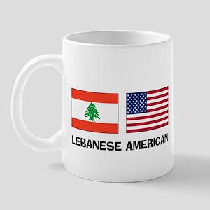 Lebanese American Mug