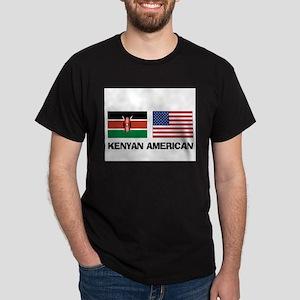 Kenyan American Dark T-Shirt