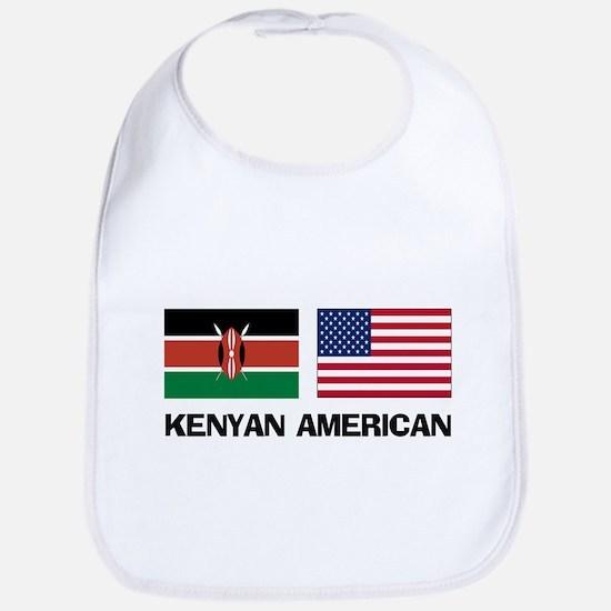 Kenyan American Bib