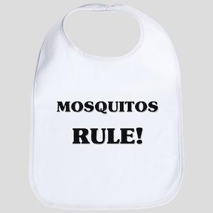 Mosquitos Rule Bib