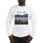 Bar Harbor USA Long Sleeve T-Shirt