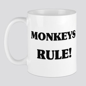 Monkeys Rule Mug