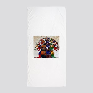 Baobab Beauty Beach Towel