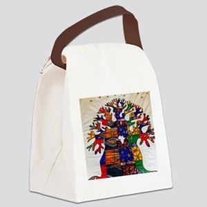 Baobab Beauty Canvas Lunch Bag