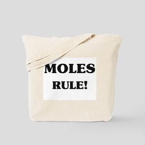 Moles Rule Tote Bag