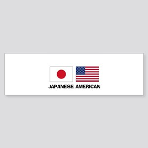 Japanese American Bumper Sticker