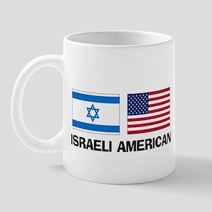 Israeli American Mug