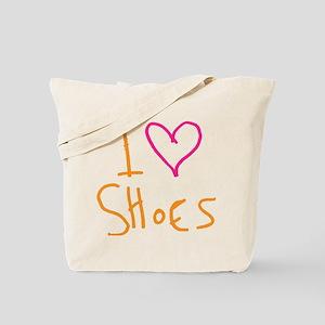 I ♥ Shoes Tote Bag