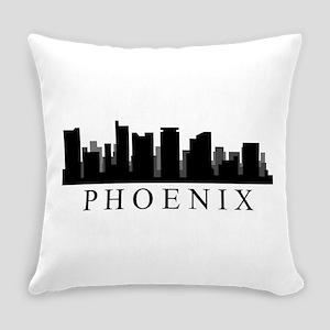 phoenix skyline Everyday Pillow