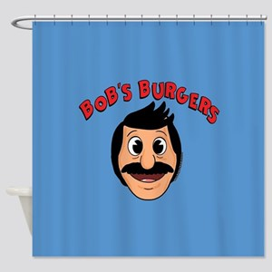 Bob's Burgers Bob Shower Curtain