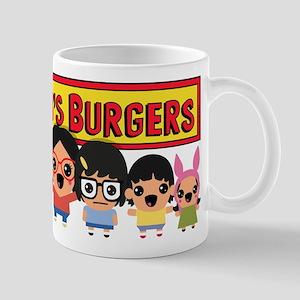 Bob's Burgers Family 11 oz Ceramic Mug