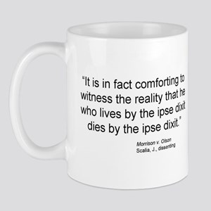 Morrison v. Olson Mug