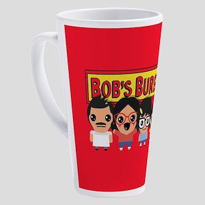 Bob's Burgers Family 17 oz Latte Mug