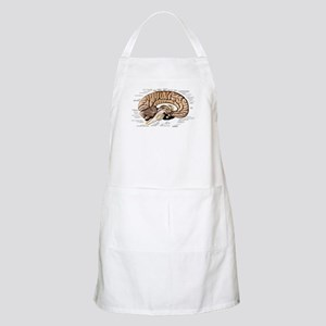 Human Brain Light Apron