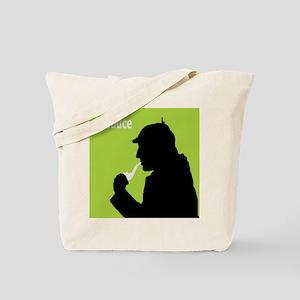 Sherlock Holmes iDeduce Tote Bag