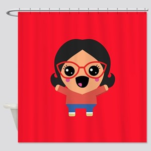 Bob's Burgers Linda Shower Curtain